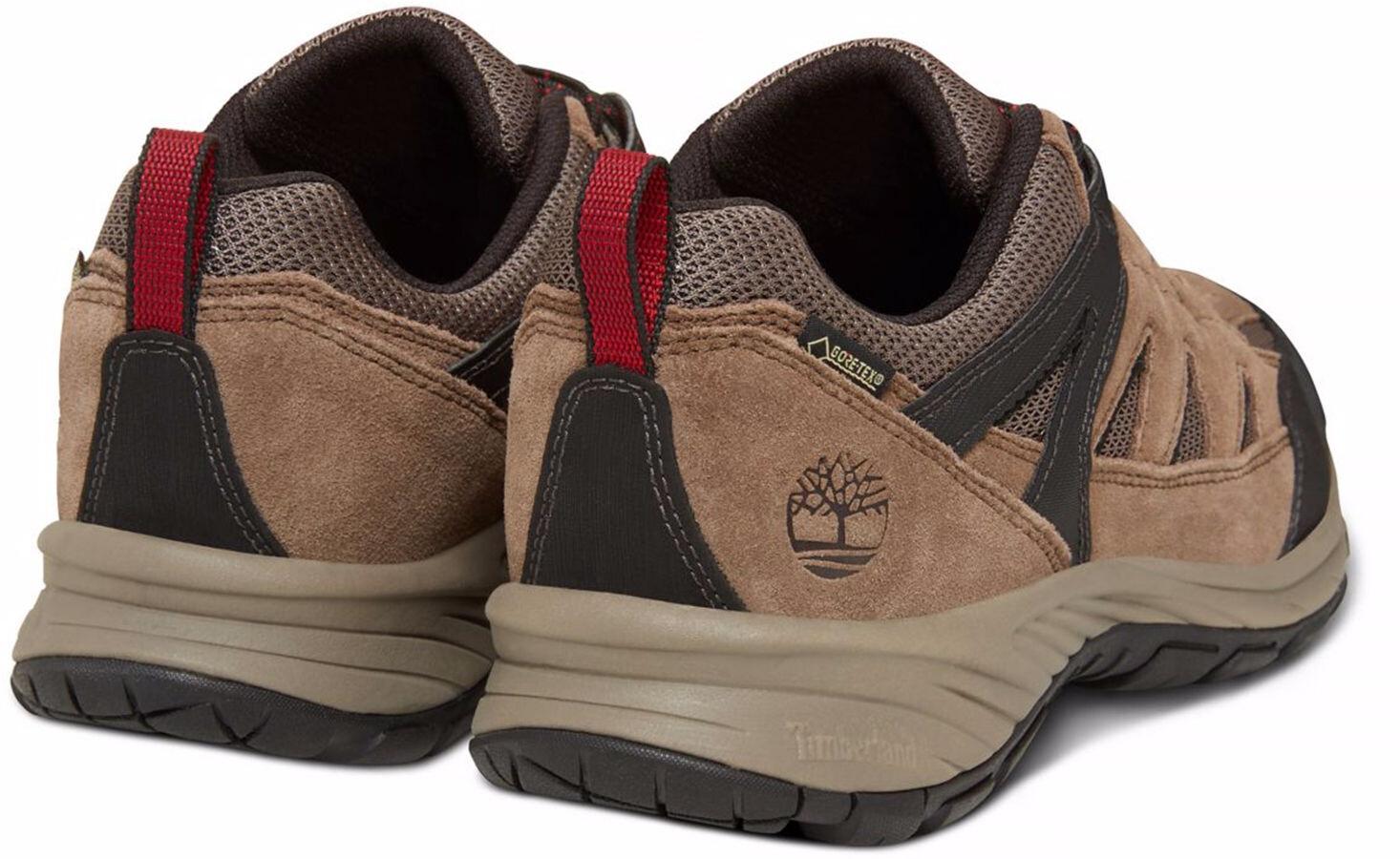 Marron Sur Homme Sadler Chaussures Pass Fl Timberland Gtx Low R0wT1z